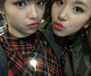twice, jungyeon, and chaeyoung image