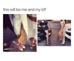 bff, goals, and best friends image