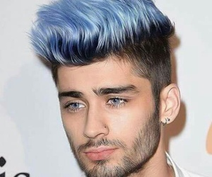 zayn malik, zayn, and blue image