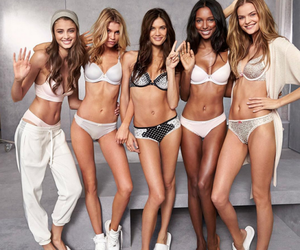 angels, victoria secret, and vs angels image