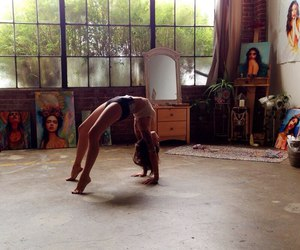 art and yoga image