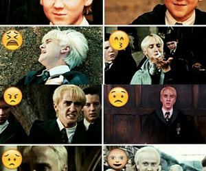 harry potter and emojis image