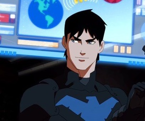 batman, dick grayson, and invasion image