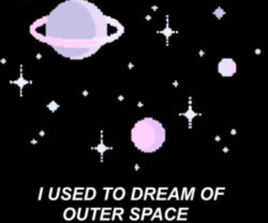 grunge, space, and pale image