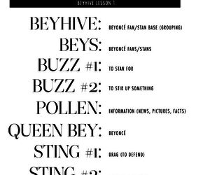 queen bey, beyhive, and beyoncé image