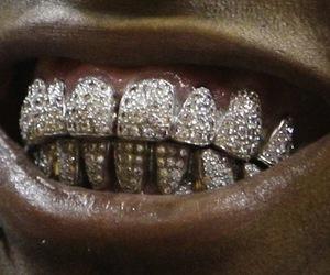 blingbling, diamonds, and lil wayne image