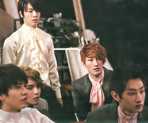 donghae, eunhyuk, and kyuhyun image