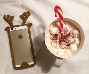 christmas, iphone, and winter image