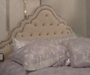 bed, princess, and aesthetic image
