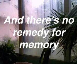 memory, remedy, and indie image