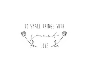love, quote, and things image