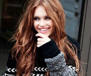 holland roden, teen wolf, and smile image