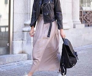 inspiration, streetstyle, and hijabfashion image