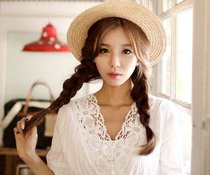 model, ulzzang, and kim seuk hye image