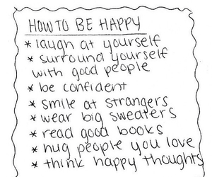quotes, happy, and smile image