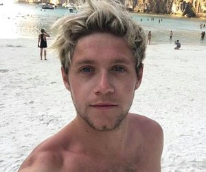 daddy, niall horan, and one direction image