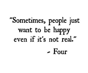 four, divergent, and quotes image