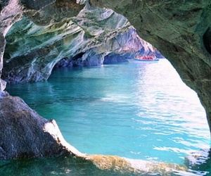 blue water and sea image