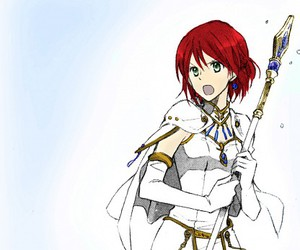 manga, akagami no shirayukihime, and shirayuki image