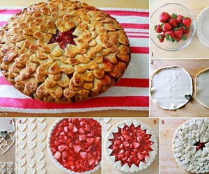 food, cake, and cookin image
