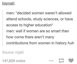empowerment, feminism, and tumblr image