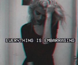alone, grunge, and broken image
