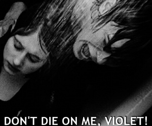 tate, violet, and violate image