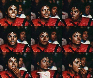 michael jackson and thriller image