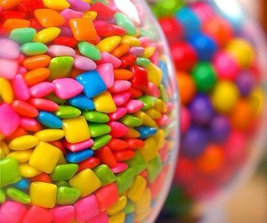candy, sweet, and colors image