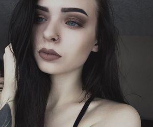 tattoo and makeup image