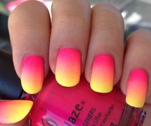 beautiful, ombre, and cool image