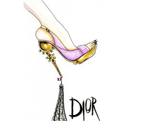 awesome, dior, and fashion image