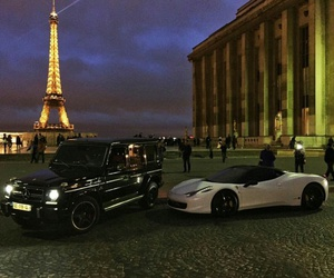luxury, paris, and rich image