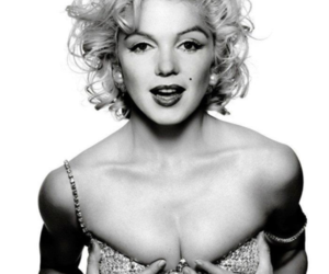 Marilyn Monroe, madonna, and sexy image