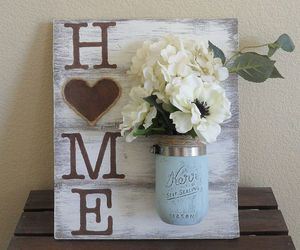 decor, diy, and home image