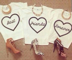 bff, fashion, and shoes image