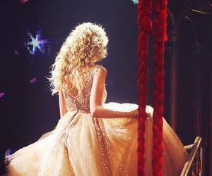 Taylor Swift, beautiful, and dress image
