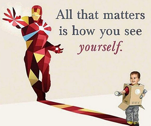 quotes, ironman, and Marvel image