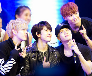 JB, got7, and mark tuan image