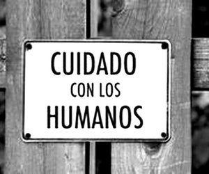 humans, cuidado, and black and white image