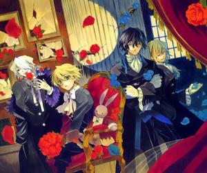 anime, wallpaper, and pandora hearts image