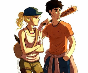percabeth and annabeth chase image