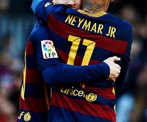 Barca, neymessi, and Barcelona image