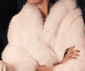 fashion, fur, and aesthetic image