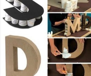 diy, decorations, and Easy image