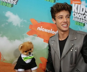 cameron dallas, camerondallas, and kids choice awards image
