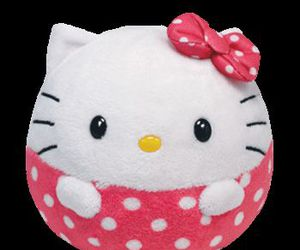 girls, hello kitty, and teddy image