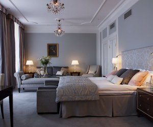 Grand Hotel, stockholm, and room image