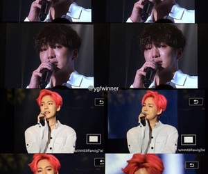 crying, kpop, and winner image