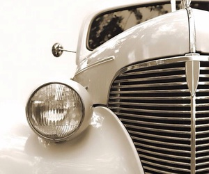 vintage, car, and photography image